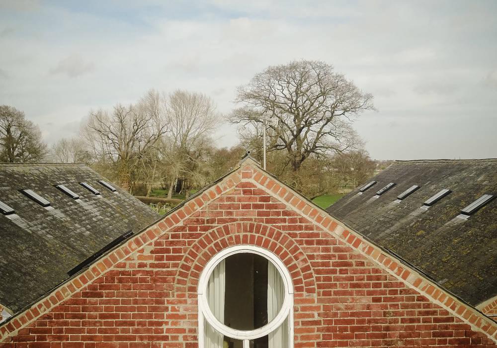 Loft Apartment Window