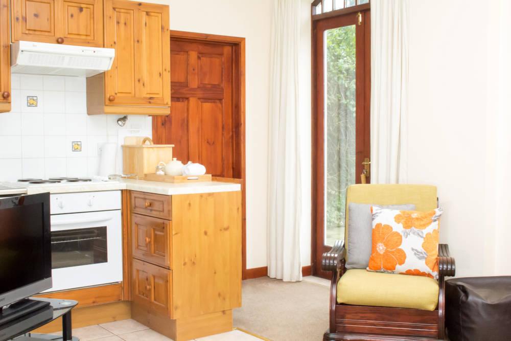 Kestrel Cottage kitchen