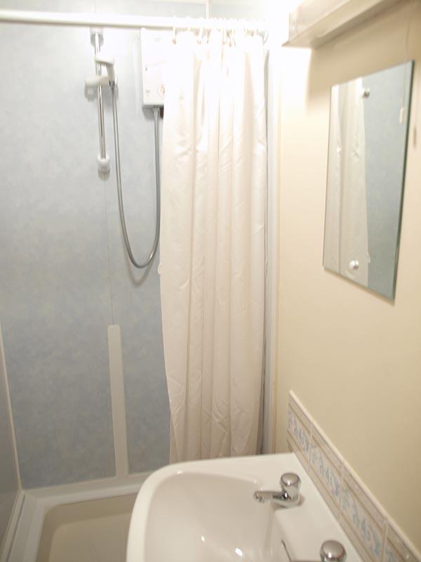 Loft Apartment shower