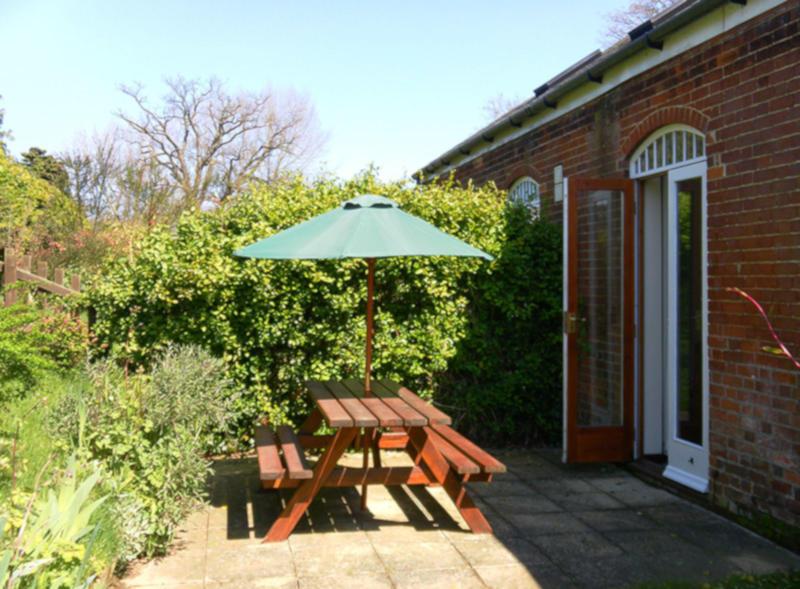 Seclusion Cottage garden